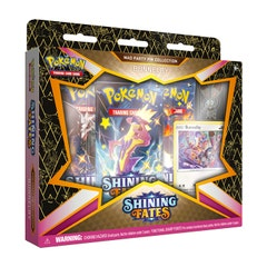 Shining Fates Bunnelby Mad Party Pin Collection