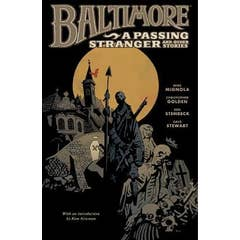 Baltimore Volume 3: A Passing Stranger And Other Stories Hc