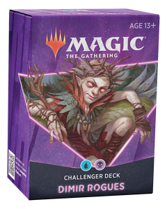 Dimir Rogues Challenger Deck 2021
