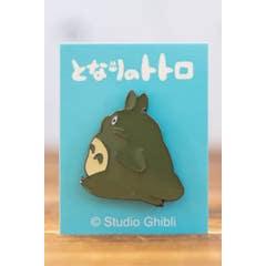 Big Totoro Walking Pin Badge