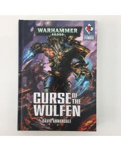 Curse of the Wulfen HC