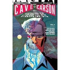 Cave Carson Has A Cybernetic Eye Vol. 1 Going Underground