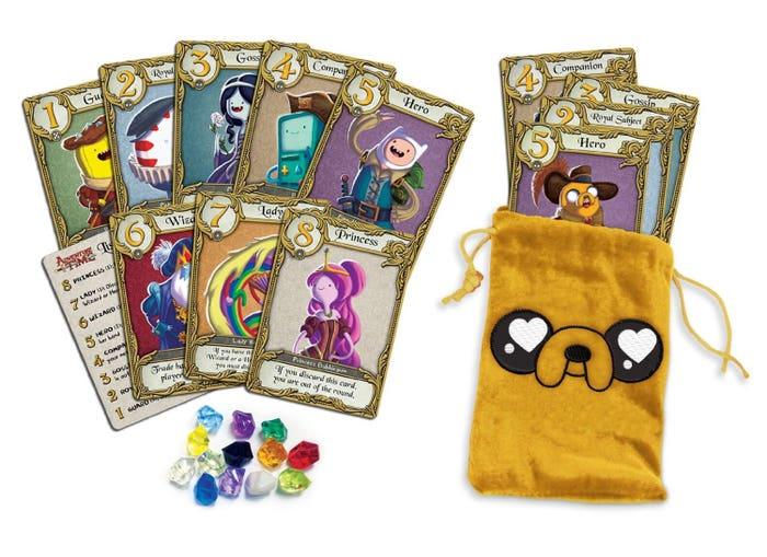 Adventure Time Love Letter