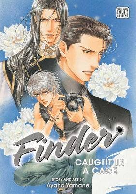 Finder Deluxe Edition: Caught in a Cage, Vol. 2