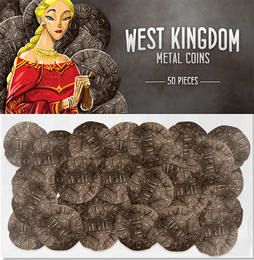 Architects of the West Kingdom Metal Coins (50)