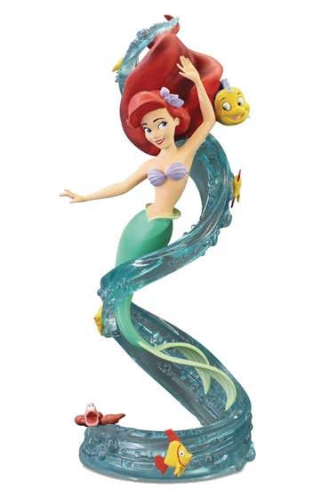 Disney Grand Jester Ariel 30th Anniversary Statue