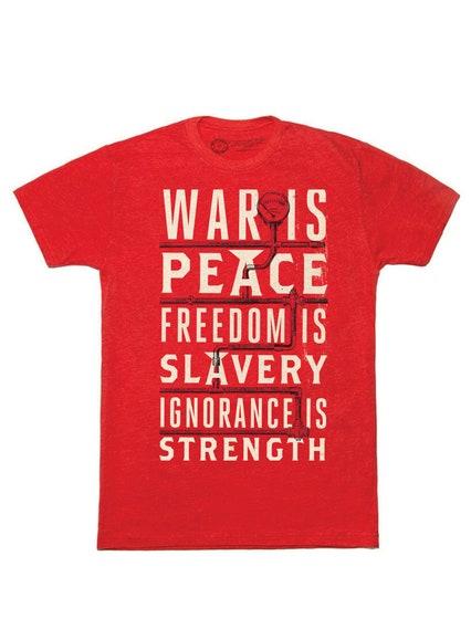 War is Peace T-Shirt (S)