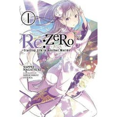 Re:ZERO -Starting Life in Another World-, Vol. 1 (light novel)