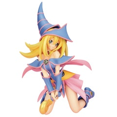 Yu-gi-oh Dark Magician Girl Artfx J Statue