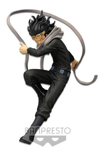 Shota Aizawa Amazing heroes PVC Statue 18 cm