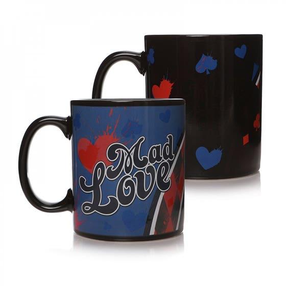 Mad Love Heat Change Mug