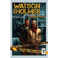 Watson And Holmes Volume 1: A Study in Black