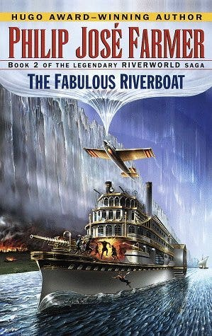 Fabulous Riverboat