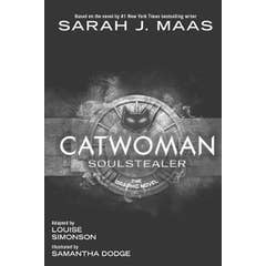 Catwoman: Soulstealer: The Graphic Novel