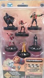 Harley Quinn and the Gotham Girls Fast Forces