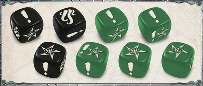 Cthulhu Death May Die Extra Dice