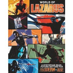 The World of Lazarus: A Modern AGE Campaign Setting
