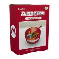 Super Mario Breakfast Set