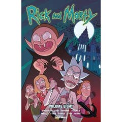 Rick and Morty Vol. 8, Volume 8