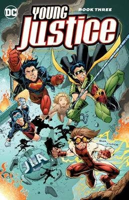 Young Justice Book 3