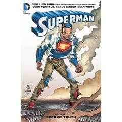 Superman Vol. 1 Before Truth