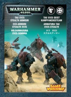XV25 Stealth Armour
