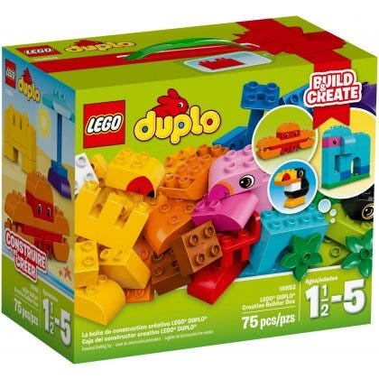 Lego Duplo kreativ bygging