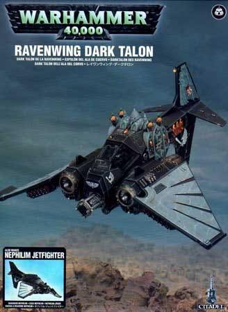 Dark Angels Ravenwing Dark Talon