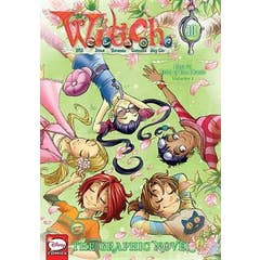 W.I.T.C.H.: The Graphic Novel, Part IV. Trial of the Oracle, Vol. 1