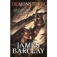 Demonstorm: The Legends of the Raven 3