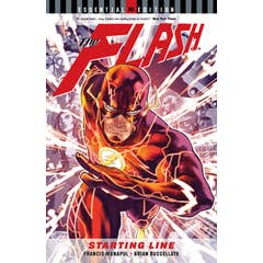 The Flash: Starting Line: Essential Edition