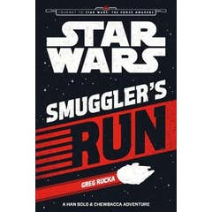 Star Wars The Force Awakens: Smuggler's Run: A Han Solo and Chewbacca Adventure