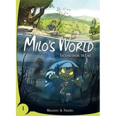 Milo's World Book 1: The Land Under the Lake