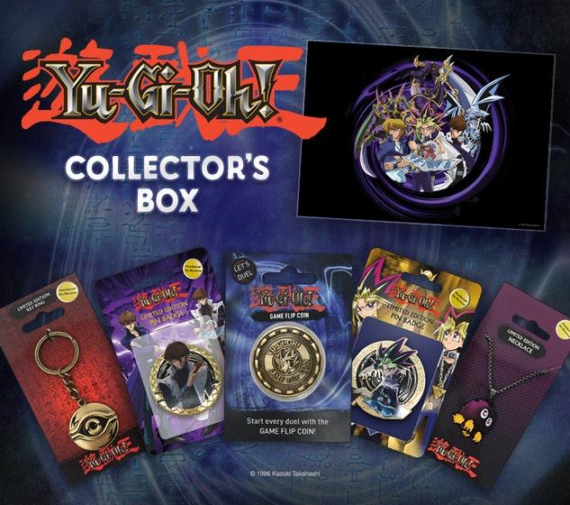 Yu-Gi-Oh! Collector Box
