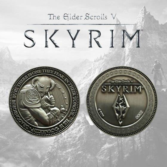 Skyrim Limited Edition Collectible Coin