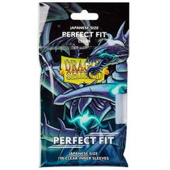 Japanese Size Clear Perfect Fit Dragon Shield (100)