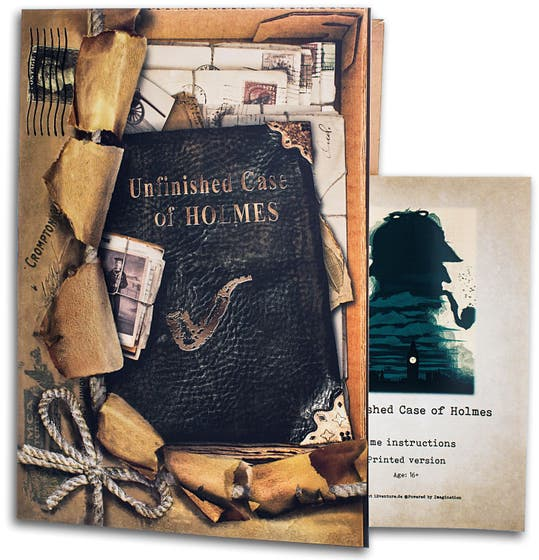 Unfinished Case of Holmes