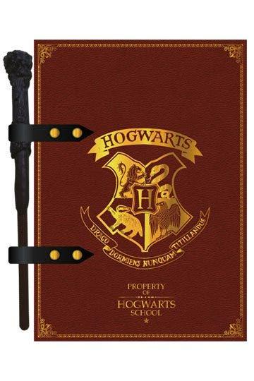 Hogwarts Notebook with Pen