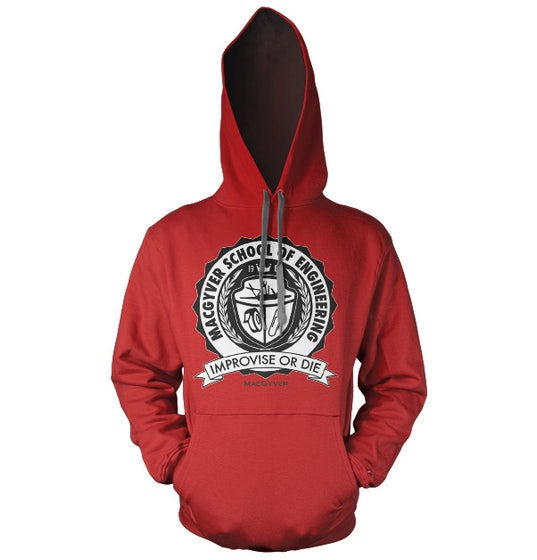 Macgyver School of Engineering Hoodie (S)