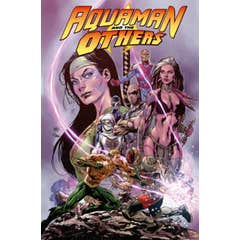 Aquaman And The Others Vol. 2 Alignment Earth (The New 52)