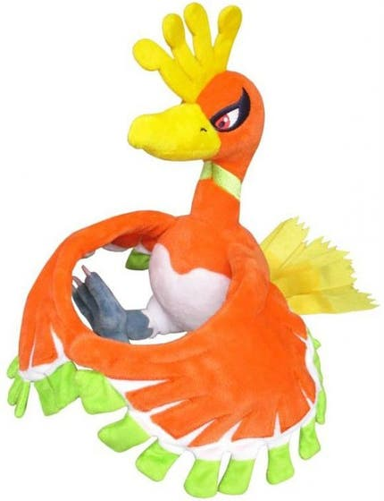 Ho-oh All Star Collection Plush Figure