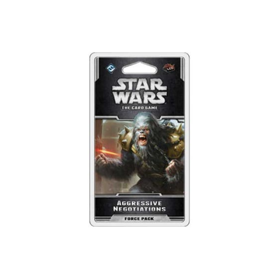 Star Wars: The Card Game – Aggressive Negotiations