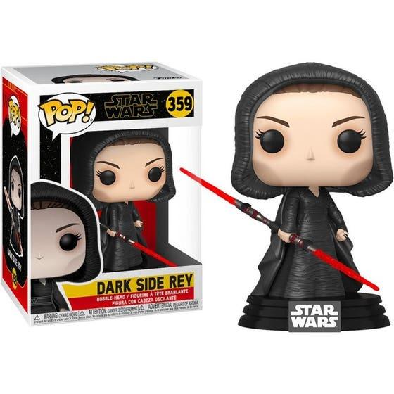 Pop Star Wars E9 Dark Rey Vin Fig