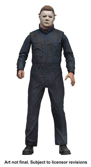 Halloween 2 Michael Myers Ultimate 7in Af
