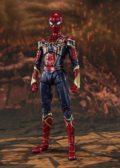 Iron Spider Final Battle S.H. Figuarts Action Figure 15 cm