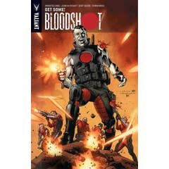Bloodshot Volume 5: Get Some and Other Stories