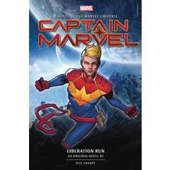 Captain Marvel: Liberation Run: Prose Novel