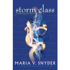 Storm Glass (The Glass Series, Book 1)
