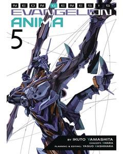 Neon Genesis Evangelion Anima Vol. 05 (Novel)