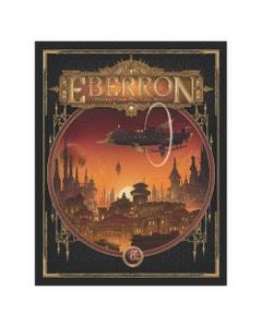 Eberron; Rising from the Last War Alternative Cover